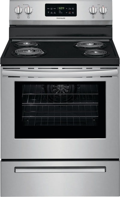 Frigidaire 5.4 Cu. Ft. Electric Range – CFEF3017US