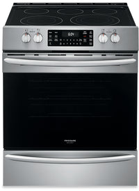 Frigidaire Gallery 5.4 Cu. Ft. Front-Control Convection Range with Air Fry - CGEH3047VF