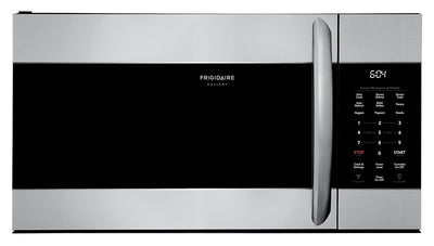 Frigidaire Gallery 1.7 Cu. Ft. Over-the-Range Microwave - CGMV17WNVF - Over-the-Range Microwave in Stainless Steel