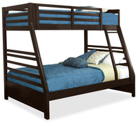Chadwick Twin/Full Bunk Bed – Espresso