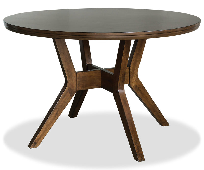 Chelsea Round Dining Table|Table de salle à manger Chelsea ronde