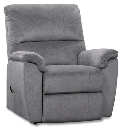 Clara LiveSmart Fabric Power Lift Massage Recliner - Kohl