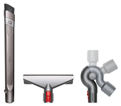 Dyson Cord-Free Complete Cleaning Kit – 968335-02 - Accessory Kit in Silver