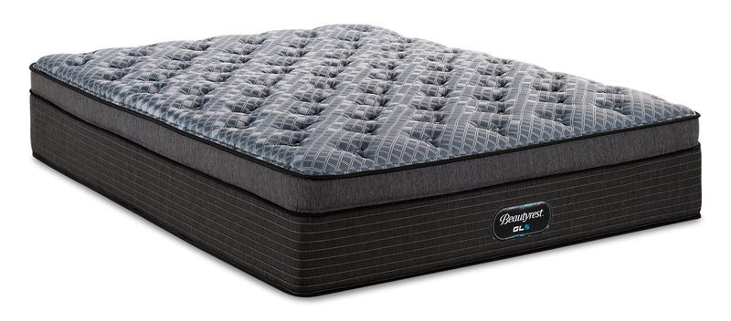 Beautyrest GL5 Carerra Ultra Eurotop Twin Mattress|Matelas à Euro-plateau épais GL5 Carerra de BeautyrestMD pour lit simple|CRERRATM