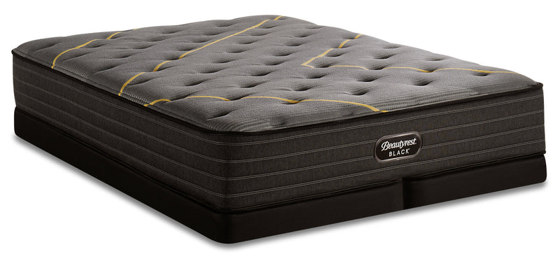 Beautyrest Black Ceremony Low-Profile King Mattress Set|Ensemble matelas à profil bas Ceremony Beautyrest BlackMD pour très grand lit