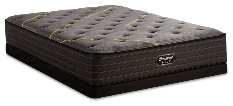 Beautyrest Black Ceremony Low-Profile Queen Mattress Set|Ensemble matelas à profil bas Ceremony Beautyrest BlackMD pour grand lit|CRMONLQP