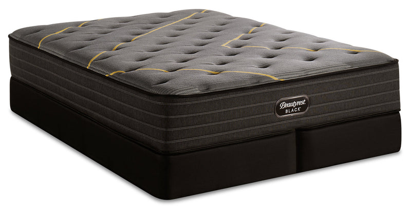 Beautyrest Black Ceremony Split Queen Mattress Set|Ensemble matelas divisé Ceremony Beautyrest BlackMD pour grand lit|CRMONSQP