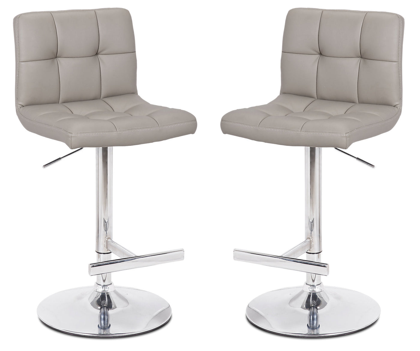 Picture of: Cruz Beige Bar Stool Set Of 2 The Brick