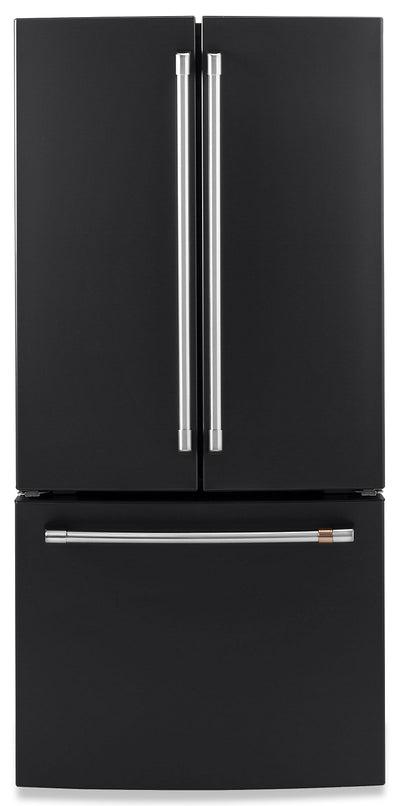 Café 18.6 Cu. Ft. French-Door Counter-Depth Refrigerator - CWE19SP3ND1|Réfrigérateur Café de 18,6 pi³ à portes françaises de profondeur comptoir - CWE19SP3ND1|CWE19SPD