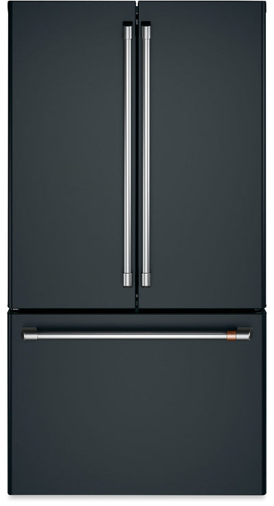 Café 23.2 Cu. Ft. French-Door Counter-Depth Refrigerator - CWE23SP3MD1|Réfrigérateur Café de 23,2 pi³ à portes françaises de profondeur comptoir - CWE23SP3MD1|CWE23SMD