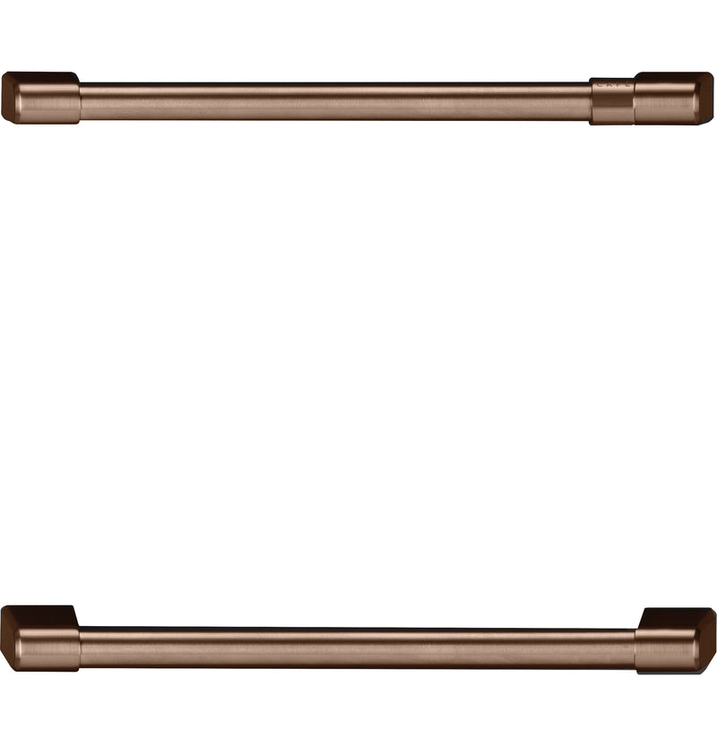 Café Dual-Drawer Refrigerator Brushed Copper Handle Set - CXMA3H3PNCU - Accessory Kit in Brushed Copper