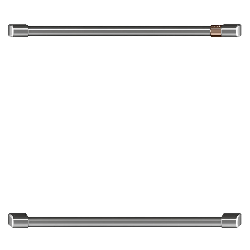 Café Double Wall Oven Brushed Stainless Steel Handles - CXWD0H0PMSS - Accessory Kit in Brushed Stainless