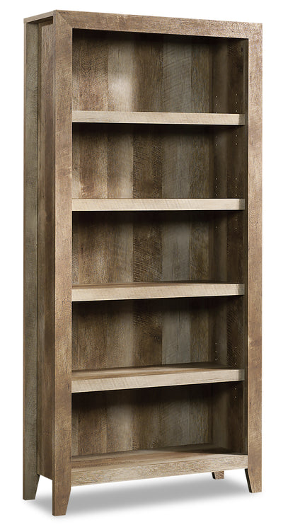 Dakota Pass 5-Shelf Bookcase|Bibliothèque à 5 tablettes Dakota Pass|DAK71BKC