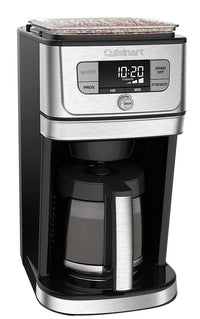 Cuisinart Next Generation Burr Grind and Brew Coffee Maker – DGB-800C