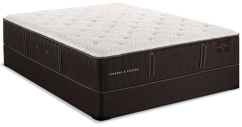 Stearns & Foster Founders Collection Dukeshire Queen Mattress Set|Ensemble matelas Dukeshire de la collection Founders de Stearns & Foster pour grand lit