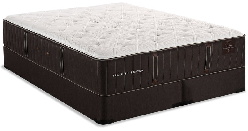 Stearns & Foster Founders Collection Dukeshire King Mattress Set|Ensemble matelas Dukeshire de la collection Founders de Stearns & Foster pour très grand lit