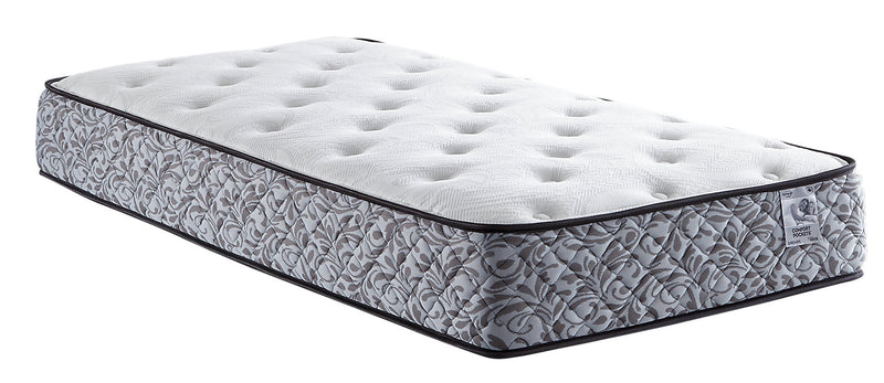 Springwall Dreams Twin Mattress-in-a-Box|Matelas dans une boîte à Euro-plateau Dreams Springwall pour lit simple|DREAMSTM