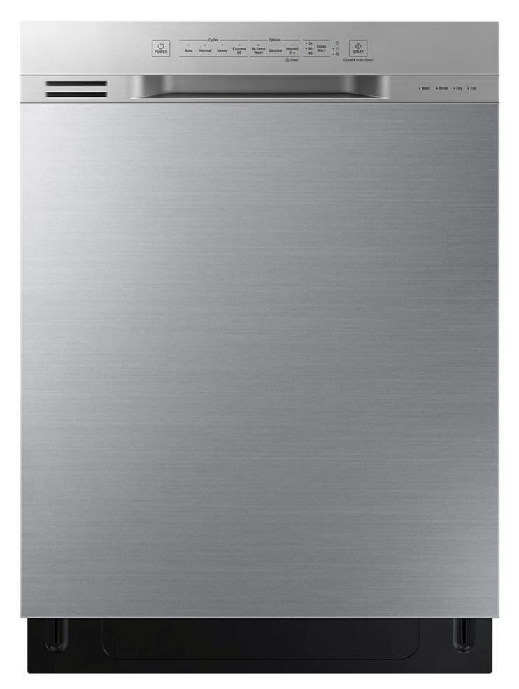 Samsung Dishwasher with Third Rack – DW80N3030US/AA - Dishwasher in Stainless Steel