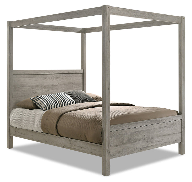 Echo Queen Bed|Grand lit Echo|ECHOGQBD
