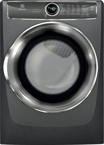 Electrolux 8.0 Cu. Ft. Front-Load Gas Dryer - EFMG627UTT - Dryer in Titanium