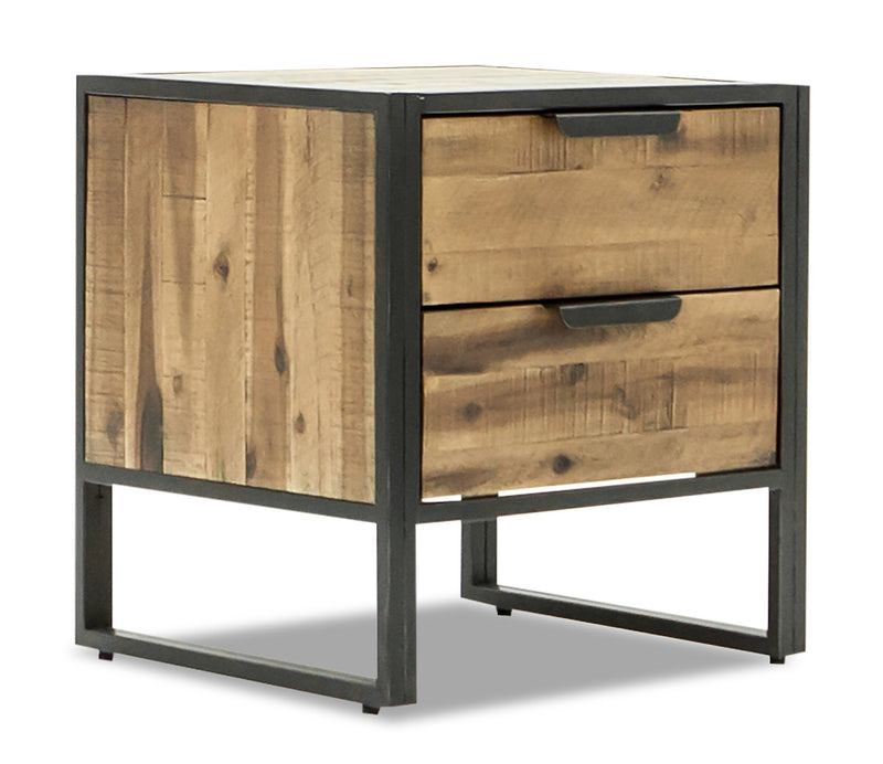 Elements Nightstand|Table de nuit Elements