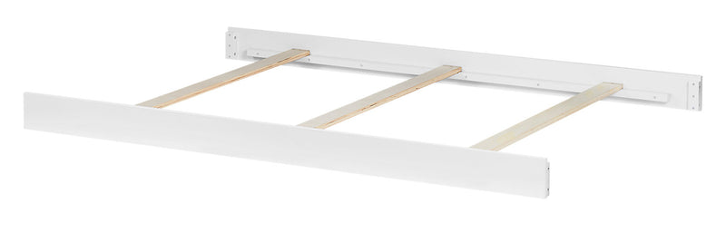 Emerson Full Bed Converter Rails – Snow White|Traverses de conversion Emerson pour lit double - blanc neige