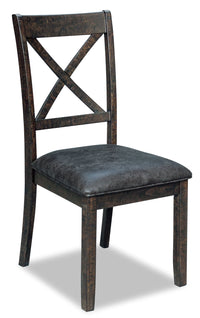 Emmy Dining Chair – Charcoal