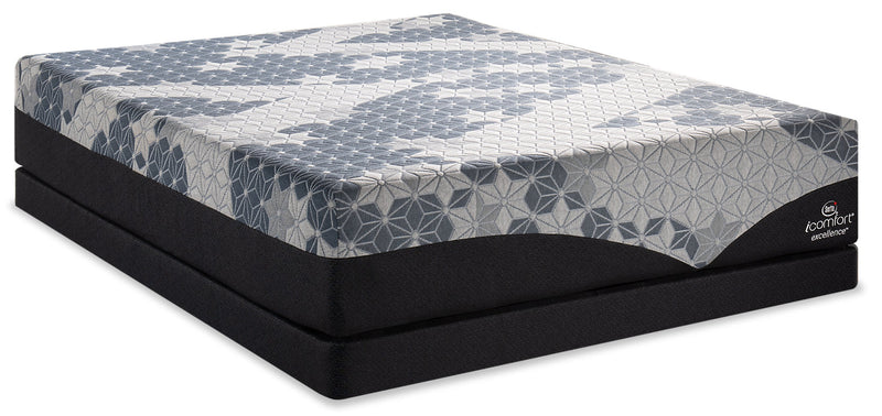Serta iComfort Excellence Eminence Low-Profile Full Mattress Set|Ensemble matelas à profil bas Eminence iComfortMD Excellence de Serta pour lit double