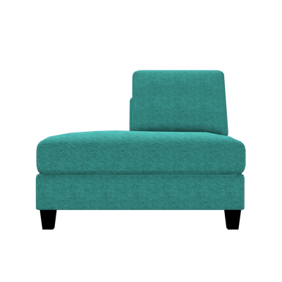 Designed2B Farah Chenille LAF Return - Milo Teal - Laf Return