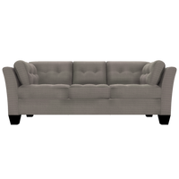Designed2B Felix Textured Polyester Sofabed - Plush Pewter