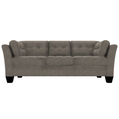 Designed2B Felix Chenille Sofabed - Milo Pewter - Sofabed