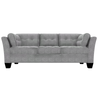 Designed2B Felix Chenille Sofabed - Milo Linen - Sofabed