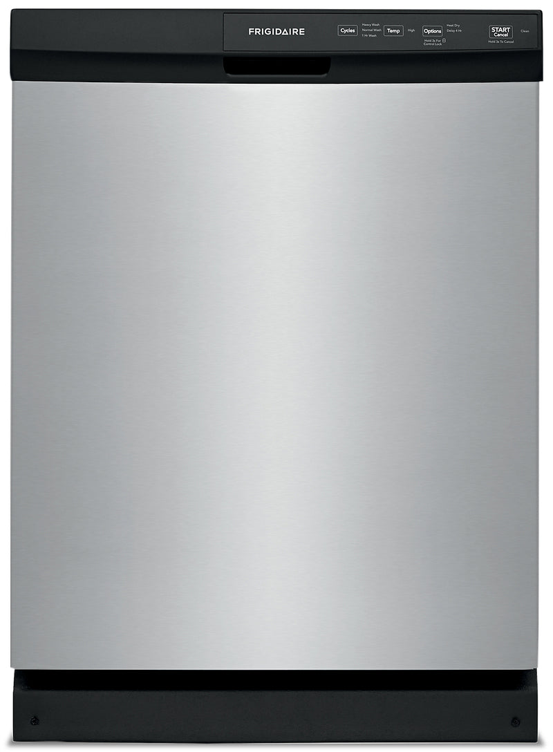 Frigidaire Built-In Dishwasher - FFCD2413US - Dishwasher in Stainless Steel