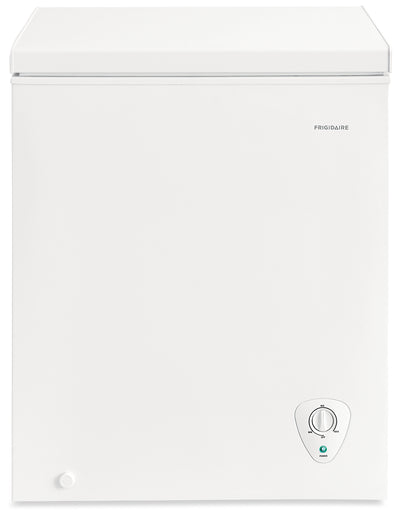 Frigidaire 5 Cu. Ft. Chest Freezer – FFFC05M2UW - Freezer in White