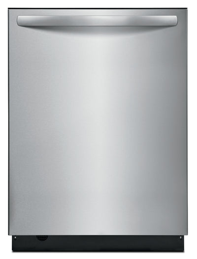 Frigidaire 24'' Built-in Dishwasher with EvenDry™ - FFID2459VS - Dishwasher in Stainless Steel