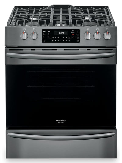 Frigidaire Gallery 5.4 Cu. Ft. Front-Control Convection Gas Range with Air Fry - FGGH3047VD|Cuisinière à gaz Frigidaire Gallery de 5,4 pi3 à convection et à commandes frontales - FGGH3047VD|FGGH304D