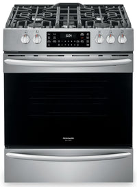 Frigidaire Gallery 5.4 Cu. Ft. Front-Control Convection Gas Range with Air Fry - FGGH3047VF