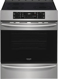Frigidaire Gallery 5.4 Cu. Ft. Front-Control Induction Range with Air Fry - CGIH3047VF