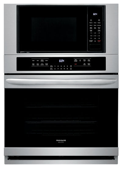 Frigidaire Gallery 30'' Electric Combination Wall Oven Microwave - FGMC3066UF|Four mural électrique combiné avec four à micro-ondes Frigidaire Gallery de 30 po - FGMC3066UF|FGMC306F