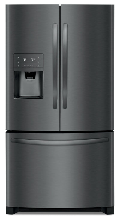 Frigidaire 27.2 Cu. Ft. French-Door Refrigerator – FFHB2750TD - Refrigerator with Exterior Water/Ice Dispenser