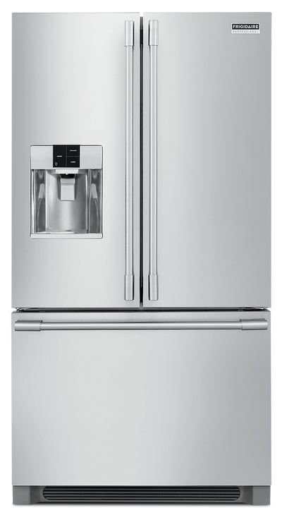 Frigidaire Professional 26.7 Cu. Ft. French-Door Refrigerator with External Ice and Water – FPBS2778UF