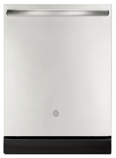 GE 49 dBA Hidden-Controls Built-in Dishwasher – GBT632SSMSS - Dishwasher in Stainless Steel