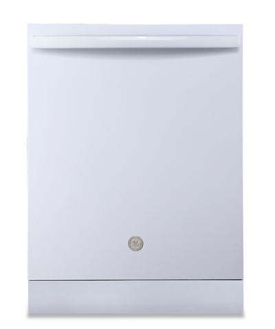 GE Built-In Dishwasher with Stainless Steel Tub - GBT632SGMWW