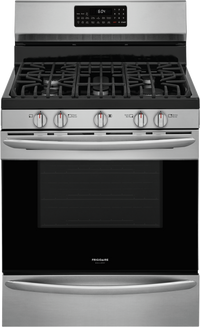 Frigidaire Gallery 5 Cu. Ft. Freestanding Gas Range with Air Fry - GCRG3060AF