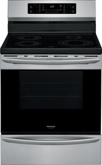 Frigidaire Gallery 5.4 Cu. Electric Induction Range with Air Fry - GCRI305CAF