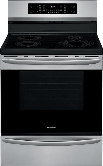 Frigidaire Gallery 5.4 Cu. Electric Induction Range with Air Fry - GCRI305CAF - Electric Range in Stainless Steel