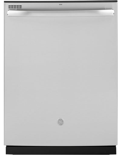 GE Built-In Dishwasher with Hidden Controls - GDT605PGMSS|Lave-vaisselle encastré GE avec commandes dissimulées – GDT605PGMSS|GDT605MS