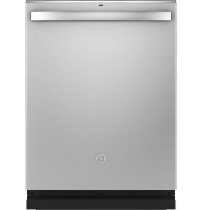 GE Built-In Top-Control Dishwasher with Full Third Rack - GDT665SSNSS - Dishwasher in Stainless Steel