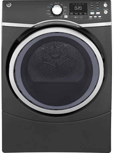 GE 7.5 Cu. Ft. Front-Load Electric Dryer - GFD45ESMMDG|Sécheuse électrique GE de 7,5 pi3 à chargement frontal - GFD45ESMMDG|GFD45EMG