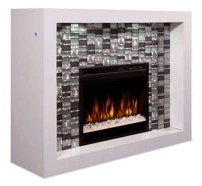 "Glam 56"" Fireplace